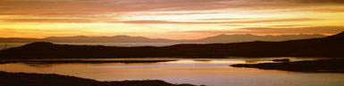 Sunset in the Hebrides